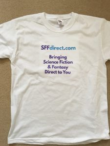 SFFdirect T-shirt front