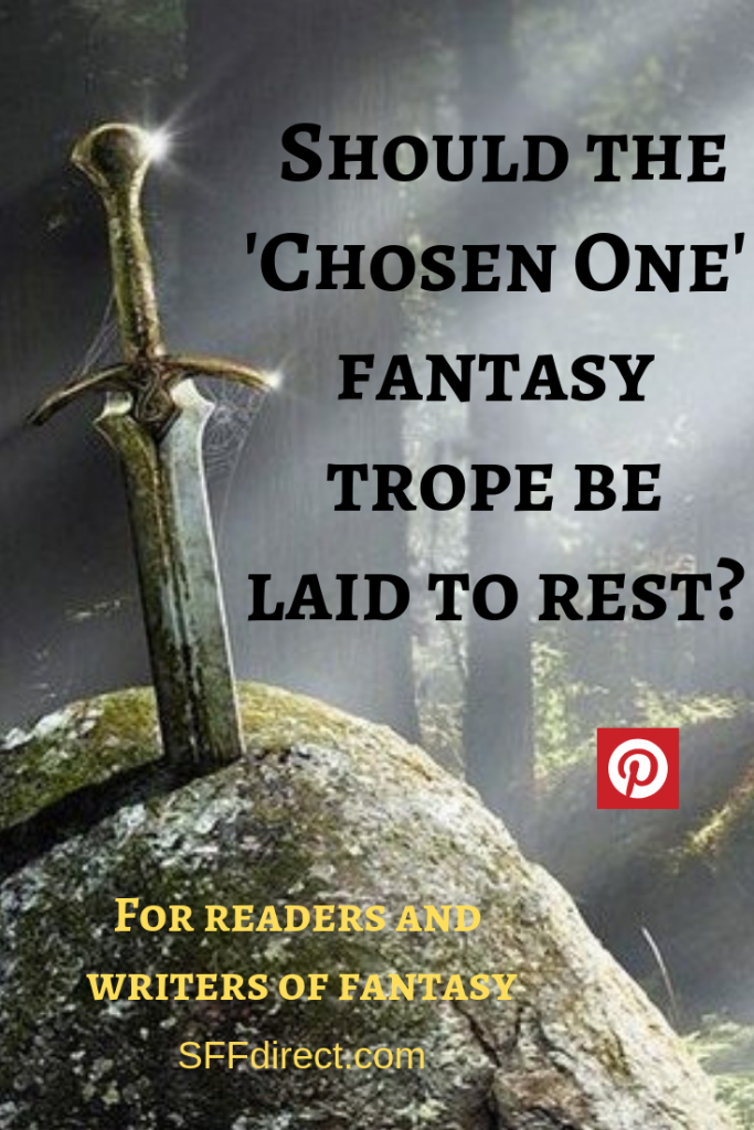 Should the Chosen One fantasy trope be laid to rest?