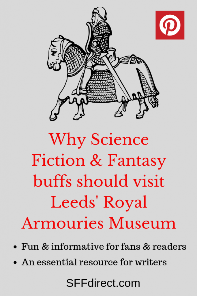 Why Science Fiction & Fantasy buffs should visit Leeds' Royal Armouries Museum (6)