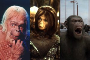 Planet of the Apes Animals in science fiction and fantasy