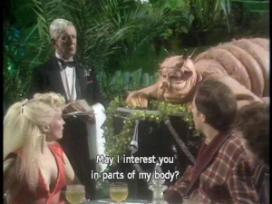Arthur meets the meat Animals in science fiction and fantasy