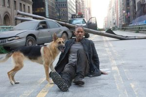 Samantha I am Legend