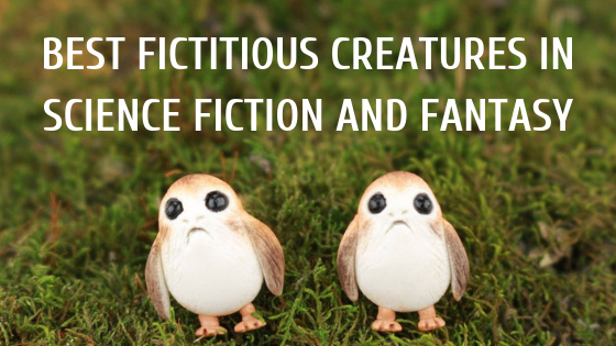 science fiction and fantasy creatures